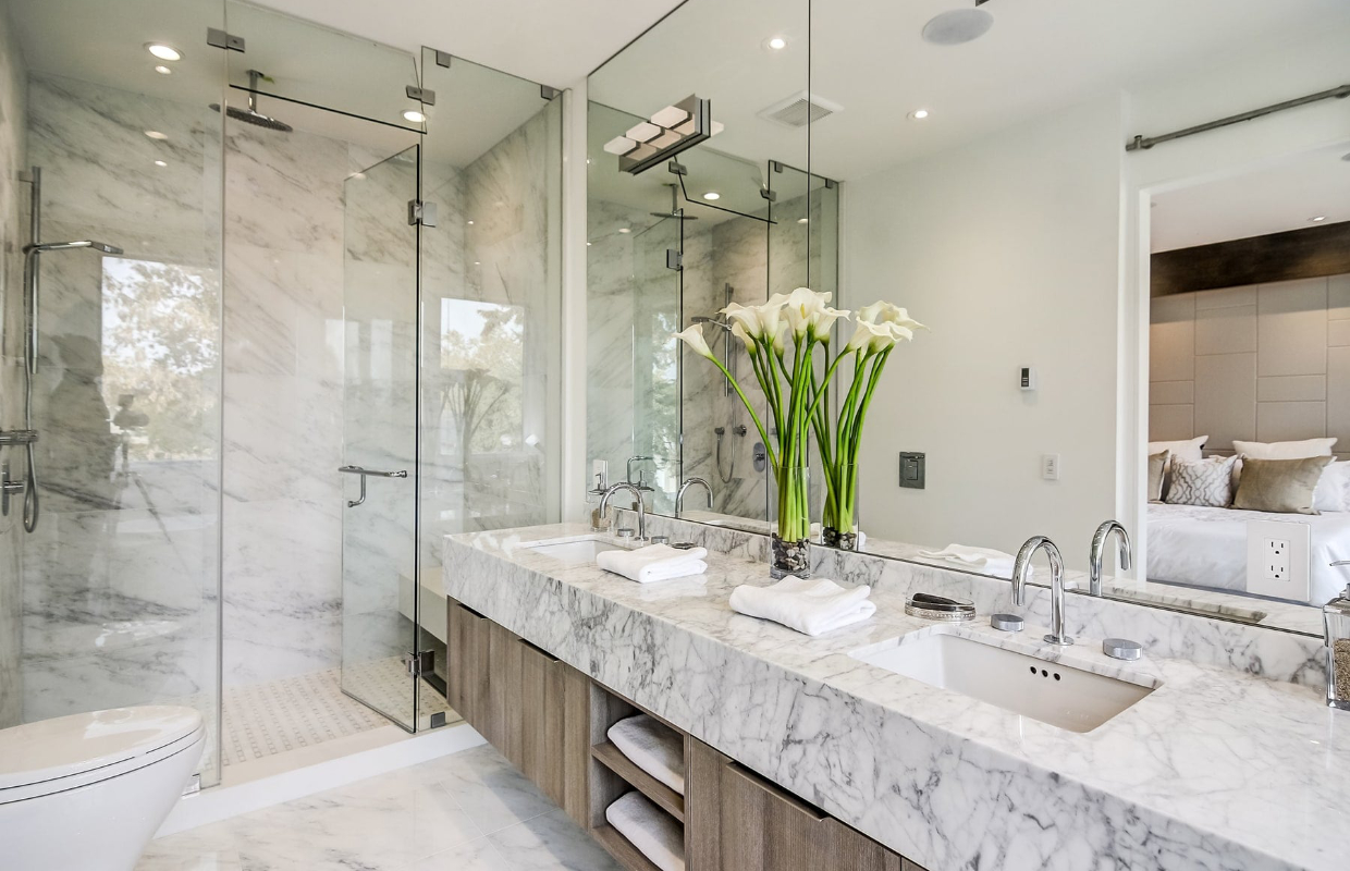 Chicasa Design bathroom remodelling in the Greater Toronto Area