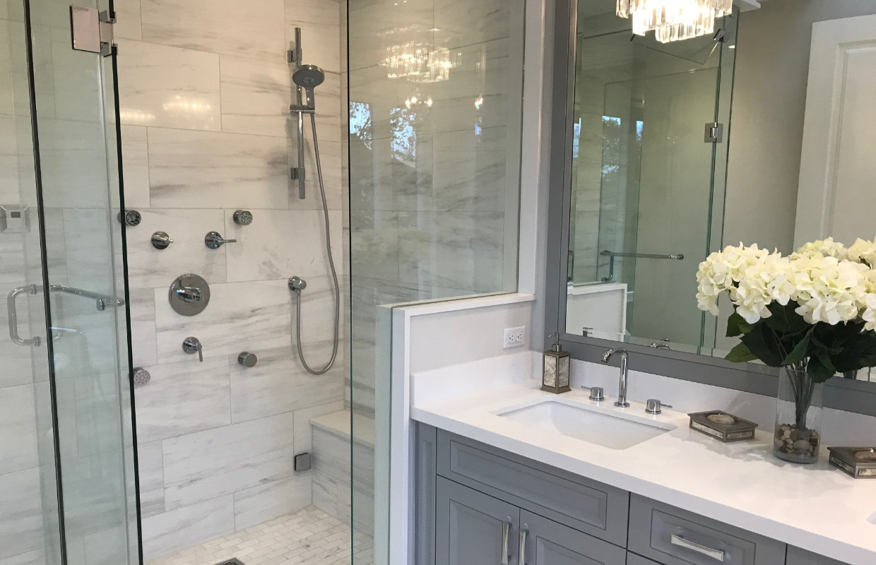 Chicasa Design Custom Bathroom Remodelling in the Greater Toronto Area