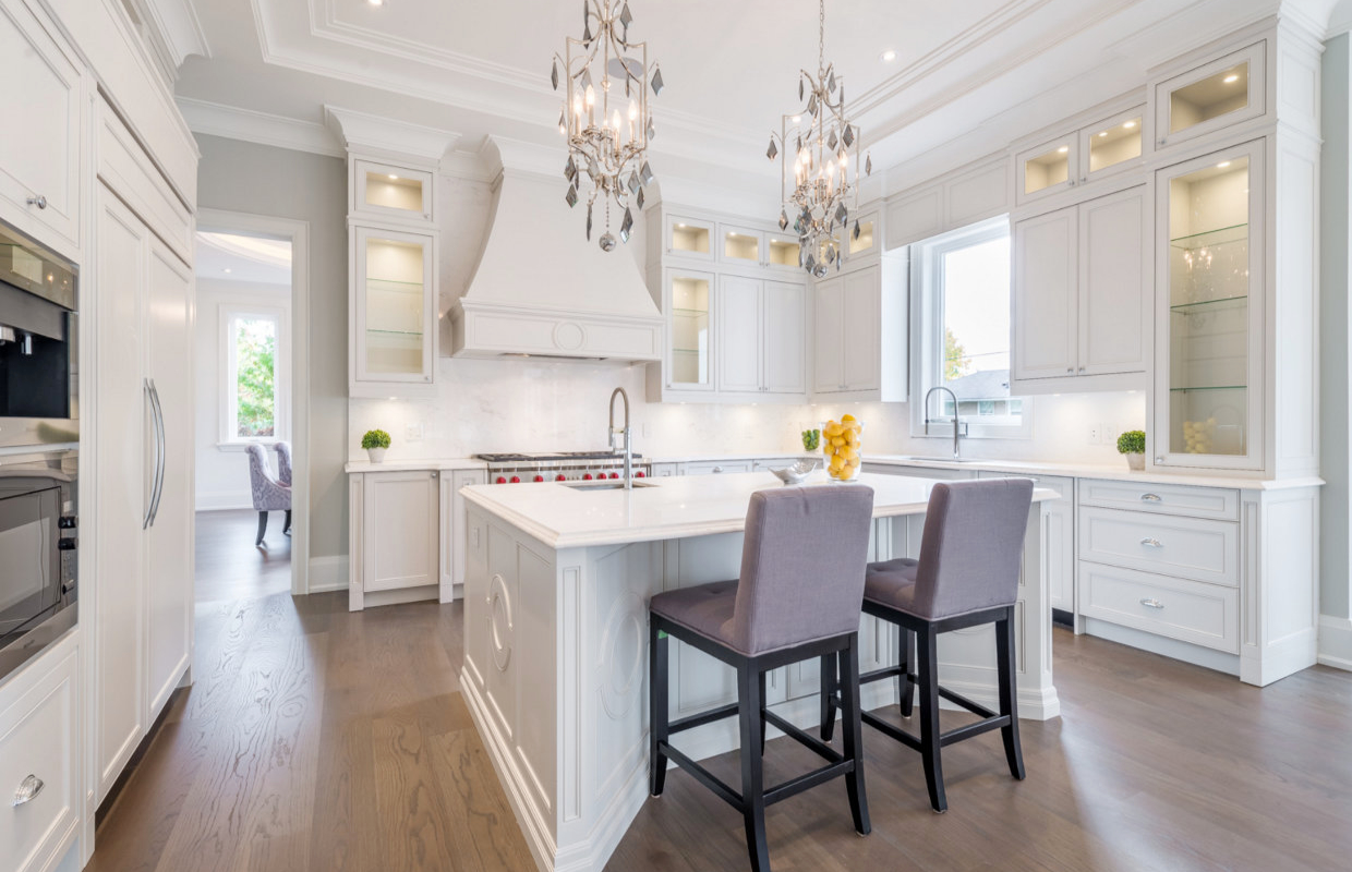 Chicasa Design Custom Kitchen Remodelling in the Greater Toronto Area